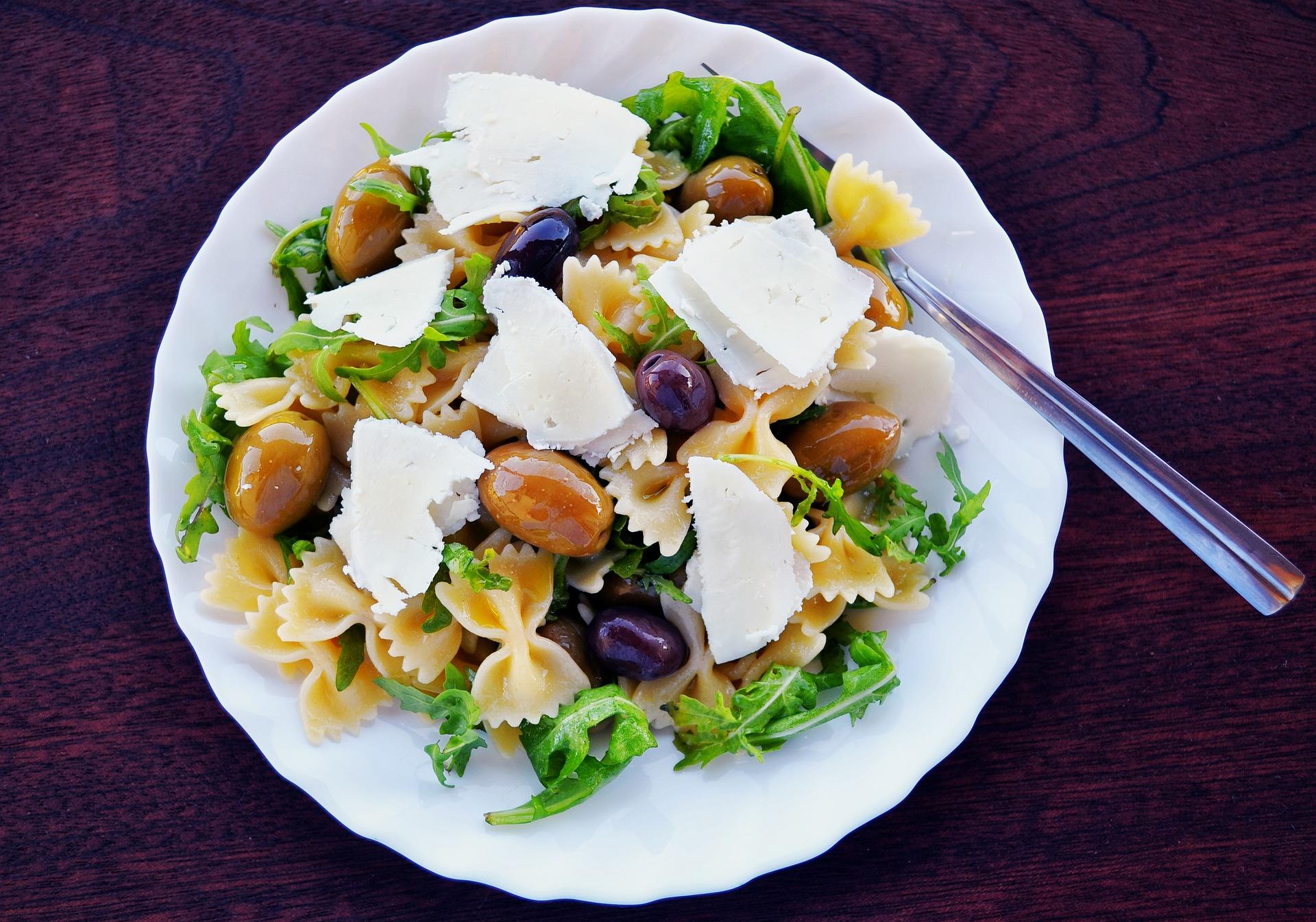 Рецепт пасты: Паста с оливками