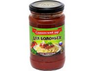 """Соус томатный """"Для болоньезе"""" 260 1/8"""