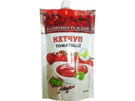 Кетчуп Калининградский ГОСТ дой-пак 350 гр 1/18 шт