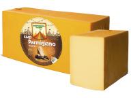 Сыр Пармезан Parmigiano fresco 45% ТМ Фестиваль сыров, брус 3,5кг