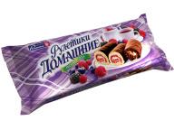 Рулеты мини лесная ягода Домашние 150 г 1/20