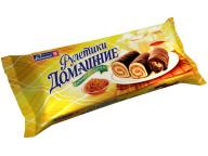 Рулеты мини вареная сгущенка Домашние 150 г 1/20