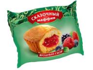 Маффин мини лесные ягоды Сказочный 33,3 гр. 1/45