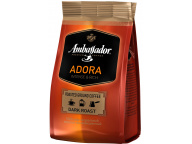 Кофе молотый Ambassador Adora, пакет, 95г (*24)