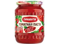 Томатная паста ТМ Пиканта 25% 270 г 1/10