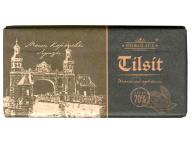 Шоколад горький Tilzit мост Королевы Луизы 100гр 1/20 шт