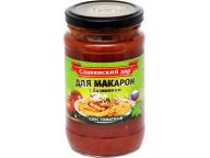 """Соус томатный """"Для макарон с базиликом"""" 260, 1/8"""