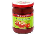 Кетчуп Соус Классический с/б 500 1/6, шт