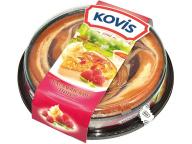 Пирог малина со сливками Kovis 400 гр. 1/6