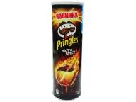 Чипсы Pringles с острым и пряным вкусом165 гр. 1/19