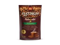 Кофе растворимый Ambassador Platinum, пакет, 150г (*6)
