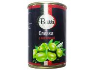 Оливки c косточкой BARRI 1/24 300 гр