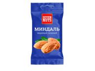 """Миндаль жареныйТМ """"Seven Nuts"""" 50г 1/20"""