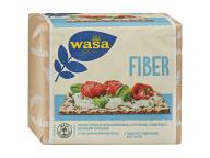 Хлебцы ржаные из цельнозерновой муки с пшенич. отрубями, кунжутом и овс. хлопьями WASA 230гр 1/12