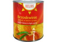 Персики половинки в сиропе HELIOS 850 мл 1/12