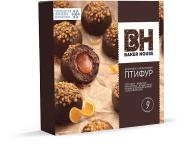 Пирожное мини Шоколадно-апельсиновой птифур Baker House 225 гр.