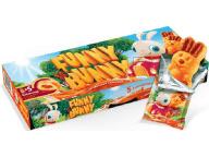 Пирожные бисквитные карамель Funny Bunny 150 гр. 1/12