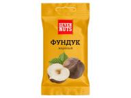 """Фундук жареный ТМ """"Seven Nuts"""" 50г 1/20"""