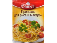 Приправа для риса и макарон ORIENT, пакет 20 г. 1/25