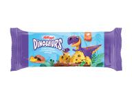 """Печенье сдобное банановое с кусочками мол. шоколада Dinosaurs 120г ц/п 1/15 ТМ""""Kellogg"""""""