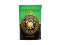 Кофе растворимый Черная Карта Exclusive Brasilia, пакет, 75г (*12)
