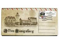 Шоколад молочный Alten Konigsberg Деревня 100г 1/20 шт