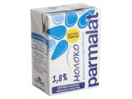 """Молоко питьевое """"Пармалат"""" ультрапаст. безлактозное 1,8% 0,2л 1/12"""