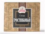 Сахар Прусская Мельница Тростниковый нерафинированный кусковой 500г 1/40