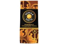 Кофе молотый Черная Карта Греция, пакет, 200г (*12)