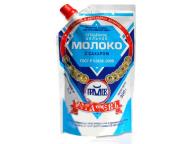 Молоко цельное сгущенное с сахаром 8,5% ГОСТ БЗМЖ Рогачёв д/п 1/24 270 гр