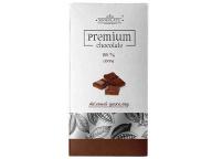 Шоколад Premium горький (коробка) 90г 1/15