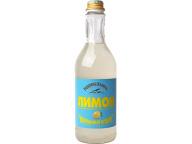 Газ. напиток Родники Кавказа Лимон ст. 1х12х0.5л