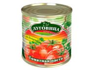 Томатная паста ТМ Луговица 800 мл ГОСТ ж/б 1/24