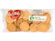"""Печенье затяжное Мария 500г 1/10 ТМ""""Любятово"""""""