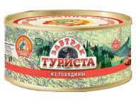 Завтрак туриста из говядины ГОСТ КТК 300г 1/24