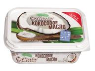 """Масло кокосовое """"Delicato"""" 99,9% 200гр фольга 1/16"""
