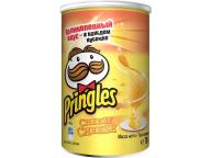 Чипсы Pringles со вкусом Сыра 70 гр. 1/12