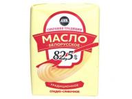 """Масло """"Традиционное"""" 82,5% 180гр ТМ """"Сохраняя традиции"""" 1/30 ГОСТ"""