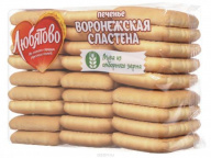 Печенье Воронежская сластена 500 гр. 1/12