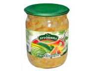 Рагу с овощами ТМ Луговица 500 мл СКО 1/8
