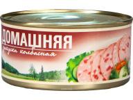 """Колбасная закуска """"Домашняя"""" 325 г 1/24 ТУ ТМ Рузком"""
