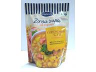 Гороховый суп со свининой 530 г полим. пакет 1/8 KRONIS