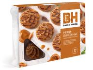 Пирожные крошковые мини вареная сгущенка Baker House 240 гр. 1/10
