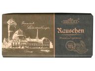 Шоколад горький Rauschen Башня водолечебницы 100гр 1/20 шт