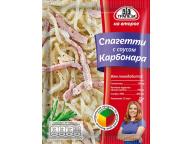 Спагетти с соусом карбонараТМ Трапеза, пакет 22 г. 1/25