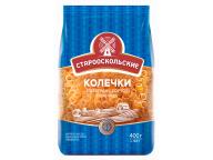 Макароны Колечки гр А 400гр 1/18
