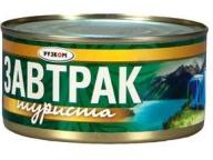 Завтрак туриста 325 г 1/24 ТУ ТМ Рузком