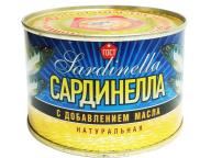 Сардинелла атл. НДМ КТК 250 гр 1/48