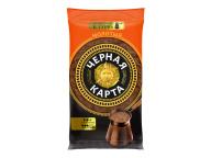Кофе молотый Черная Карта для турки, пакет, 100г (*24)