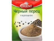 Черный перец горошек ORIENT, пакет 10 г. 1/20